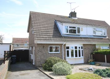 3 bed semi-detached house for sale in Montaigne Crescent, Lincoln LN2