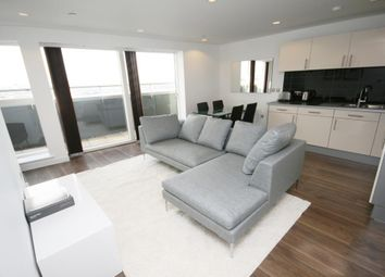 Thumbnail 3 bed flat to rent in Numberone, Media City UK, Salford Quays