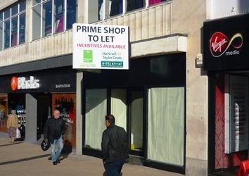 Thumbnail Retail premises to let in 38 New George Street, Plymouth, Devon
