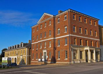 Thumbnail 1 bed flat for sale in Queen Mother Square, Poundbury, Dorchester