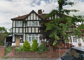 Thumbnail 1 bed flat to rent in Kathleen Avenue, London