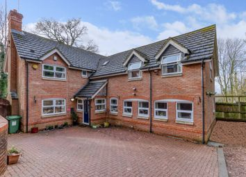 Thumbnail 5 bed detached house for sale in Rochester Close, Headless Cross, Redditch
