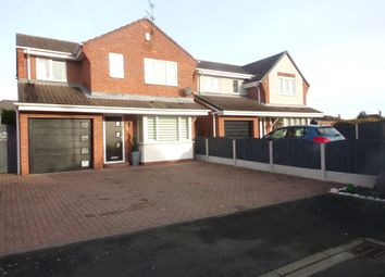 Thumbnail 3 bedroom detached house for sale in Priory Grange, Blyth