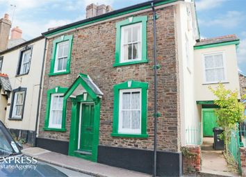 Thumbnail 3 bedroom end terrace house for sale in South Molton Street, Chulmleigh, Devon