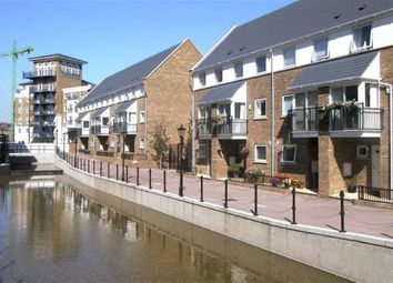 Thumbnail 4 bed semi-detached house to rent in Albert Mews, Lockside, London