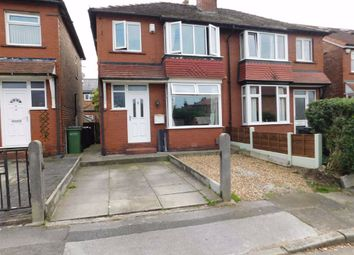 3 bed semi-detached house for sale in Trevor Grove, Offerton, Stockport SK1