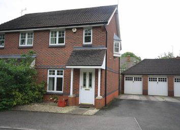 Thumbnail 2 bed property to rent in Woodmill Meadow, Kenilworth