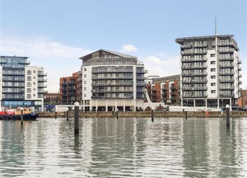 Thumbnail 4 bed flat to rent in Sirocco, Channel Way, Ocean Village, Southampton