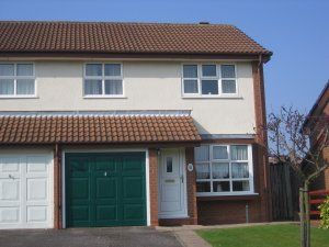 Thumbnail 3 bedroom semi-detached house to rent in St. Judes Close, Sutton Coldfield