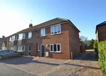 Thumbnail 3 bedroom end terrace house for sale in St Michaels Road, Newbury, Berkshire