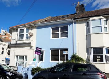 Thumbnail 4 bedroom terraced house for sale in Livingstone Road, Hove