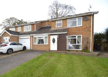 Thumbnail 3 bed property for sale in Vicarage Road, Buntingford