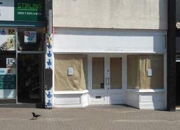 Thumbnail Retail premises to let in 58 Murray Place, Stirling