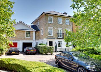 Pewterers Avenue, Thorley, Bishop's Stortford CM23. 4 bed link-detached house