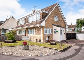 Thumbnail Semi-detached house for sale in Langholm Avenue, Warminster