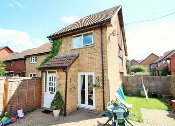 Thumbnail 1 bed end terrace house for sale in Ryeland Close, West Drayton, Middlesex