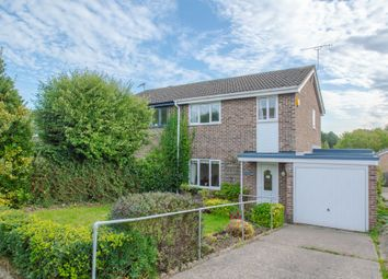 Thumbnail 3 bed semi-detached house for sale in Weddell Road, Haverhill