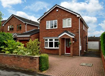 Thumbnail 3 bed detached house for sale in Newfield Crescent, Normanton
