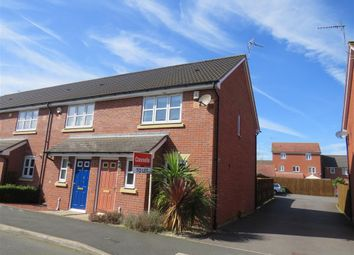 Thumbnail 2 bedroom end terrace house to rent in Swan Meadow, Chase Meadow Square, Warwick