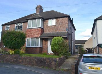Thumbnail 3 bed semi-detached house for sale in Sneyd Avenue, Leek