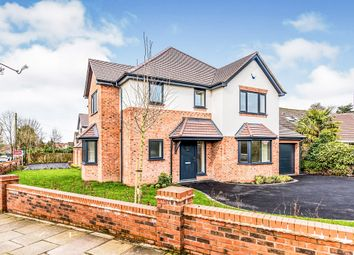 Thumbnail 4 bed detached house for sale in West View Road, Sutton Coldfield