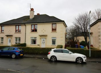 Thumbnail 2 bed flat for sale in Carsaig Drive, Glasgow