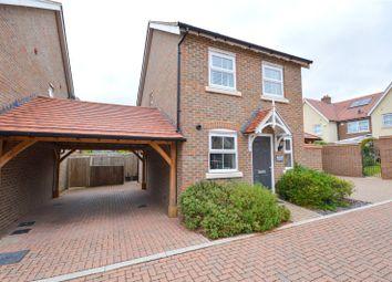 Thumbnail 2 bedroom detached house for sale in Crawley Hobbs Close, Saffron Walden, Essex