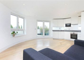 Thumbnail 2 bedroom flat to rent in St Luke's Avenue, Clapham, London