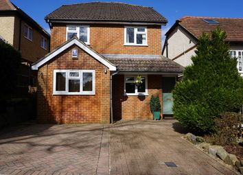 Thumbnail 4 bedroom detached house for sale in Park Hill, Harpenden