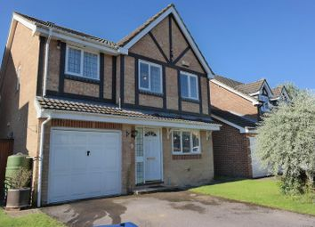 Thumbnail 4 bed detached house for sale in Clover Gardens, Ludgershall, Andover