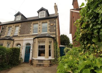 4 bed semi-detached house for sale in Bulmershe Road, Reading RG1