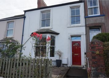 Thumbnail 3 bed terraced house for sale in Addison Terrace, Lostwithiel
