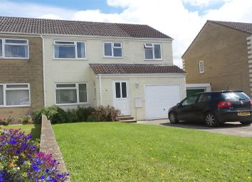 Thumbnail 4 bed semi-detached house for sale in John Gunn Close, Chard