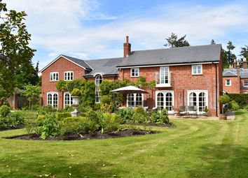 Thumbnail 4 bed detached house for sale in Harbridge Court, Somerley, Ringwood