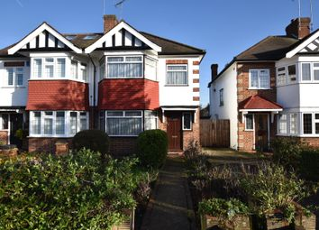 Thumbnail 3 bed semi-detached house for sale in Lorne Gardens, London