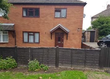 Thumbnail 3 bed semi-detached house to rent in Aviation Lane, Burton On Trent