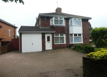 Thumbnail 3 bed detached house to rent in Corden Avenue, Stretton, Burton-On-Trent