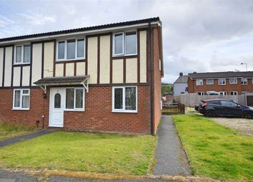 Thumbnail 1 bed flat for sale in 5, Latham Drive, Newtown, Powys