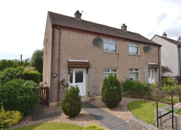 Thumbnail 2 bed semi-detached house for sale in Blackthorn Avenue, Beith
