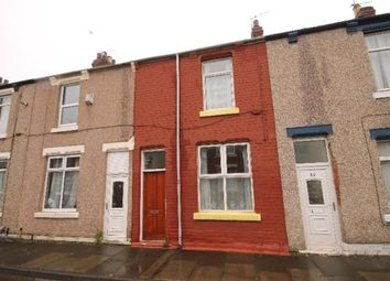 Thumbnail 2 bed terraced house for sale in Charterhouse Street, Hartlepool