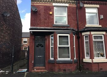 3 bed terraced house to rent in Letchworth Street, Manchester M14