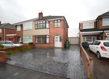 Thumbnail 3 bed property for sale in Eddisbury Road, Whitby, Ellesmere Port