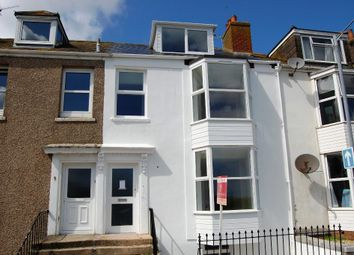 Thumbnail 4 bed terraced house for sale in Erisey Terrace, Falmouth