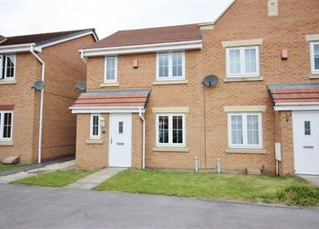 Thumbnail 3 bed end terrace house for sale in Doveholes Drive, Sheffield