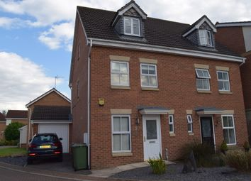 Thumbnail 3 bed semi-detached house to rent in Weavers Chase, Alverthorpe, Wakefield