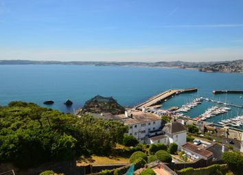 Thumbnail 2 bed flat to rent in Vane Hill Road, Torquay