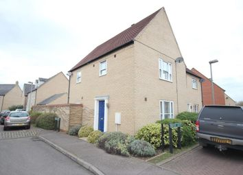 Thumbnail 3 bed semi-detached house for sale in Brooke Grove, Ely
