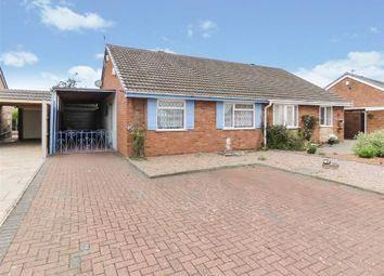 Thumbnail 2 bed semi-detached bungalow for sale in Berwyn Grove, Great Wyrley, Walsall