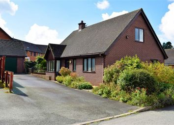 Thumbnail 4 bed detached bungalow for sale in 5, Hawthorn Drive, Llandyssil, Montgomery, Powys
