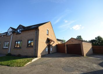 Thumbnail 3 bed semi-detached house for sale in Quernstone Lane, Danefield, Northampton